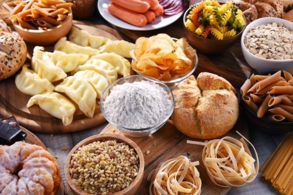 อาหารที่มีกลูเตน
