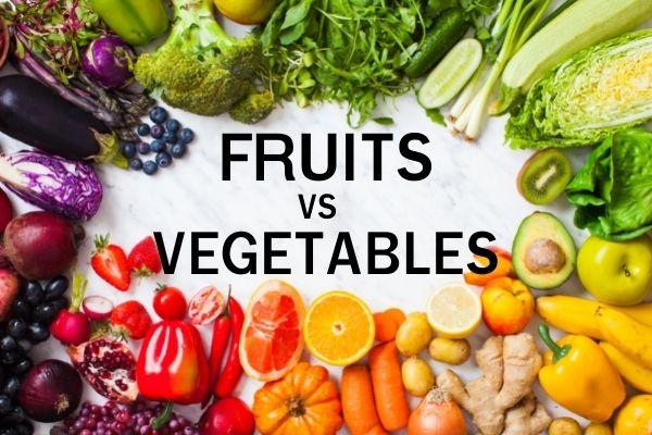 ผักและผลไม้
