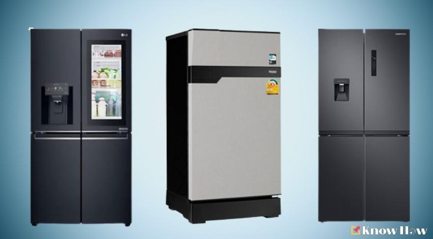 ตู้เย็น ที่ดีที่สุด ปี 2021 - ช่วยถนอมอาหาร ใช้งานในครัวเรือน