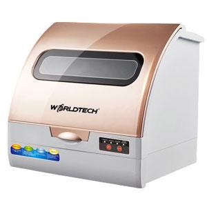 Worldtech เครื่องล้างจานในครัวเรือน รุ่น WT-DW6S1000