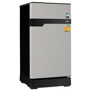 Haier ตู้เย็น 1 ประตู Muse series รุ่น HR-CEQ15X