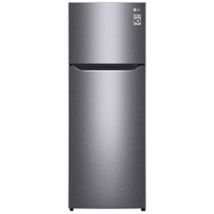 LG ตู้เย็น 2 ประตู ขนาด 6.6 คิว รุ่น GN-B202SQBB