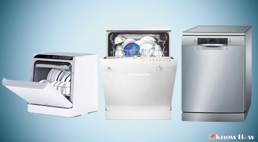 เครื่องล้างจาน ที่ดีที่สุด