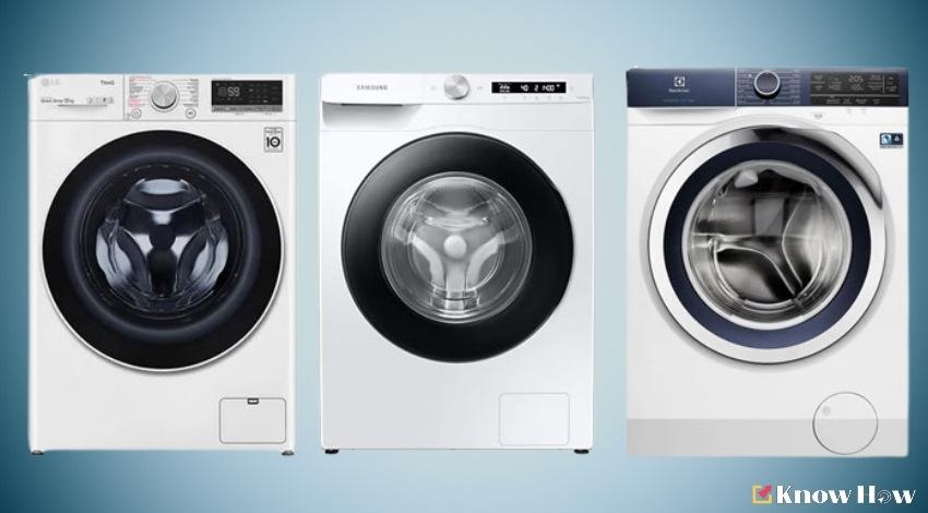 เครื่องซักผ้าฝาหน้า ที่ดีที่สุด