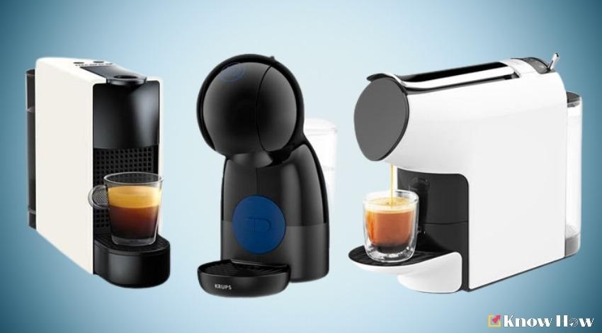 เครื่องชงกาแฟแคปซูล ที่ดีที่สุด