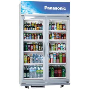 Panasonic ตู้แช่เครื่องดื่ม 2 ประตู