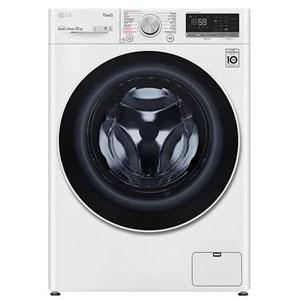 LG เครื่องซักผ้าฝาหน้า FV1412S4W