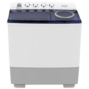 SHARP เครื่องซักผ้า 2 ถัง ES-TW200BL