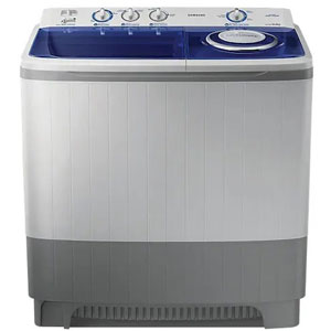 Samsung เครื่องซักผ้า 2 ถัง รุ่น WT16J8LEC/XST