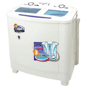 Imarflex เครื่องซักผ้า 2 ถัง รุ่น WM772